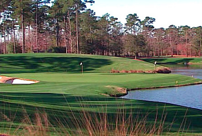 Heritage Club is one of Myrtle Beach's best courses